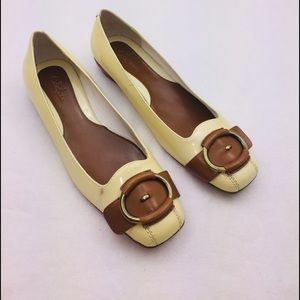Cole Haan Patent Leather Flats